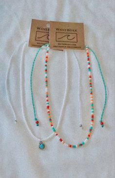 Seed Bead Jewelry, Bead Jewellery, Cute Jewelry, Diy Jewelry, Beaded Jewelry, Jewelry Accessories, Handmade Jewelry, Jewelry Making, Jewlery