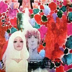 Nihon Cine Art: 哀しみのベラドンナ OST - Masahiko Sato Belladonna of Sadness [Kanashimi no Beradonna] Directed by: Eiichi Yamamoto 1973 Belladonna Of Sadness, Funny Feeling, Lion Love, Art Through The Ages, Film Inspiration, Creative Inspiration, Vintage Graphic Design, Lp Vinyl, Manga