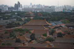 Forbidden City - Beijing, China | 22 Majestic Old Buildings Completely Dominating Modern Skylines