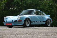 1973 Porsche 911 - 2.8 RSR Recreation   Classic Driver Market
