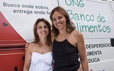 Isabel Marçal e Luciana Quintão