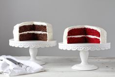 Red velvet cake, once a reasonably tender, softly flavored culinary gimmick, has become a national commercial obsession, its cocoa undertones and cream-cheese tang recreated in chemical flavor laboratories and infused into all manner of places cake should not exist. (Photo: Rikki Snyder for The New York Times)