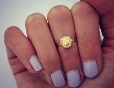 Lion Midi ring 14k gold knuckle ring Lion by ChildrenofFlowers, $20.00