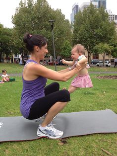 Nutrition and Fitness After Pregnancy.  Great blog article on how to get healthy again and lose the baby weight post pregnancy.