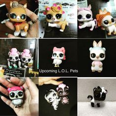 The upcoming lol surprise pets pictures courtesy of @forever_bratz #lol #lolsurprise #collectlol @lolsurprise.uk @lolsurprise #lolsurprisepets
