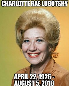 Garrett gone but not forgotten❤ Blonde Celebrities, Famous Celebrities, Celebs, Diff'rent Strokes, Charlotte Rae, Famous Veterans, Time News, Gone Too Soon, Celebrity Deaths