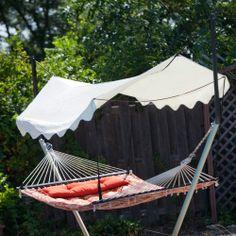 Bliss Hammocks Hammock Stand Canopy - Hammock Stands & Accessories at Hayneedle