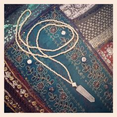 Seamless gorgeous Rose Quartz necklace handmade with love now in the shop!  www.etsy.com/shop/sendingoutlove