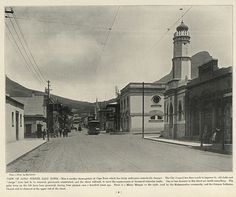 View of Long Street, Cape Town | South Africa by The National Archives UK