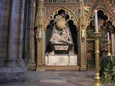 Isaac Newton, Abadía de Westminster