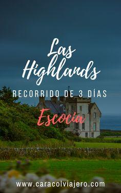 3 dias en las tierras altas de Escocia: itinerario, precios, cómo moverse y más #Escocia #Highlands #viajes