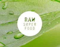 Identity & Packaging RAW Superfood