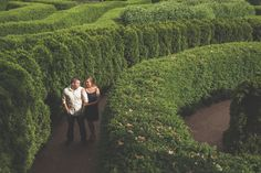One of my all time favorite engagement photos.  Love the hedges and of course, the adorable couple.   www.greenseedphotography.com