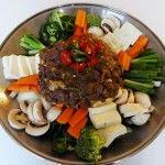 Barbecued beef stew Bulgogi-jungol 불고기전골