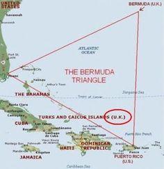 Dajjal Akan Muncul Dari Kerajaan Jin di Segitiga Bermuda