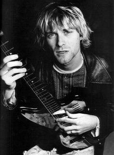45 Photos Of Kurt Cobain