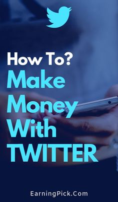 Make Twiter part of your marketing campaign and earn more money with monetization. Social Media Statistics, Social Media Influencer, Social Media Tips, Earn More Money, How To Make Money, Easy Money Online, Twitter Tips, Social Media Marketing, Digital Marketing