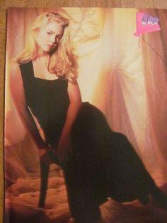 Jennie Garth, Beverly Hills 90210, Leonardo DiCaprio, Full Page Vintage Pinup