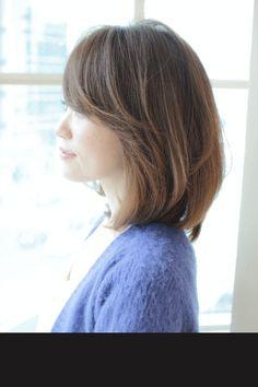 大人女子ボリュームひし形ヘア (SY-223) | ヘアカタログ・髪型・ヘアスタイル|AFLOAT(アフロート)表参道・銀座・名古屋の美容室・美容院