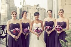 ...  today let's talk about how to choose bridesmaid dresses that complement the ivory color of the bridal dress is a big part of wedding preparation. Description from straplessbridesmaiddress.wordpress.com. I searched for this on bing.com/images