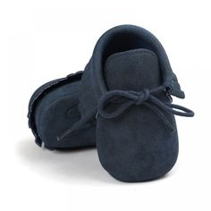 Autumn/Spring Baby Shoes Newborn Boys Girls PU Leather Moccasins Sequin First Walkers Baby Shoes Toddler Girl Shoes, Baby Boy Shoes, Crib Shoes, Baby Booties, Baby Moccasins, Leather Moccasins, Suede Leather, Leather Fringe, Baby Sneakers