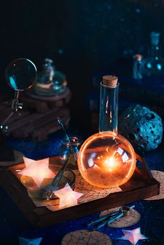 Make A Wish A Magical Still Life With Tamed Shooting Star Photography , Magic Bottles, Brian Froud, Counting Stars, Potion Bottle, Foto Art, Still Life Photography, Magical Photography, Star Photography, Shooting Stars