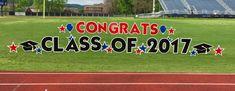 Class of 2017 Graduation Yard Signs, Graduation Photos, Class Of 2020, Party Fun, Grad Parties, Best Part Of Me, Photo Ideas, Glitter, Business