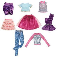 Barbie - Mattel Barbie Top/bottom Fashion