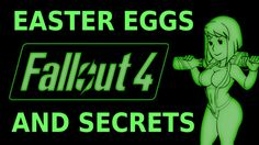 Fallout 4 All Easter Eggs And Secrets Fallout 4 Secrets, Fallout 4 Tips, Fallout Facts, Fallout Meme, Fallout New Vegas, Vault Tec, Weird Facts, Crazy Facts, Fall Out 4