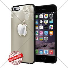 Apple iphone Logo iPhone 6 Plus 5.5 inch Case Protection Black Rubber Cover Protector ILHAN http://www.amazon.com/dp/B01A9V5MES/ref=cm_sw_r_pi_dp_a0CNwb19T4G4Y