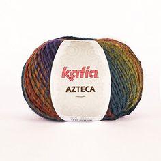 Katia Azteca Chunky Variegated Yarn Colour 7847