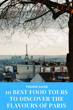 10 Best Food Tours To Discover The Flavours Of Paris Not only will these tours curate the best of Parisian food for you, they'll pair it with a helping of local lore that's sure to leave you wanting more! Paris France Travel, Paris Food, Romantic Paris, Parisian, Paris Skyline, Tours, Amazing, France, Paris Travel