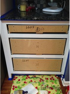 painting thermofoil cabinets - the boxes do not have thermofoil; OK to paint them w/ chalk paint after regular cleaning