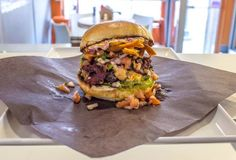 The 10 best burgers in all of Ontario. Have to remember these on our travels.