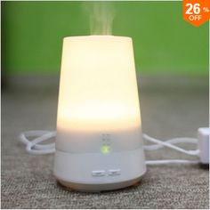banggood, Electric, Aromatherapy Ultrasonic, Air Humidifier, Essential Oil Diffuser