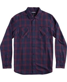 RVCA SHIRTS / FLANNELS PAYNE FLANNEL LONG SLEEVE SHIRT