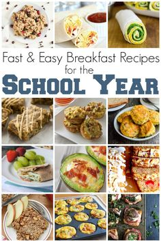 Fast and easy breakf