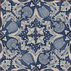 Related image Delft Tiles, Blue Tiles, Mosaic Tiles, Antique Tiles, Vintage Tile, Tile Patterns, Textures Patterns, Flower Patterns, Art Chinois