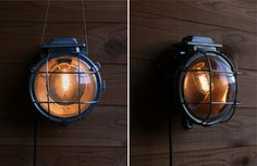 Stainless Marine Lamp | ステンレスマリンランプ | 船舶照明 | FIELD LABO