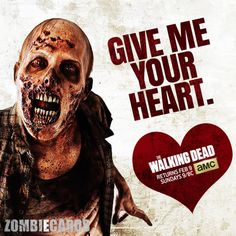 The Walking Dead Valentine's