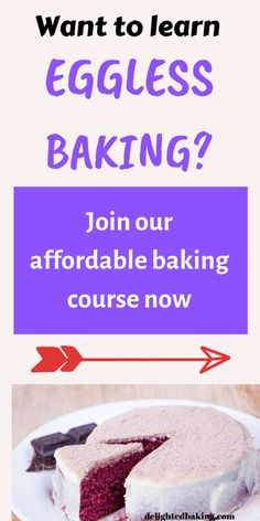 to learn egggless baking? Enroll in this affordable baking course to start baking and to lear the basics of baking. Cake Recipes For Beginners, Baking For Beginners, Easy Cake Recipes, Cupcake Recipes, Baking Recipes, Simple Muffin Recipe, Healthy Muffin Recipes, Eggless Chocolate Cake, Chocolate Chip Recipes