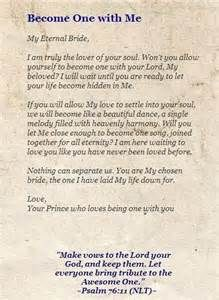 Love Letters Of God To His Princess  The LilyWhite Princess