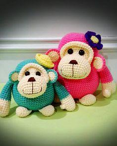 คิปลิ้ง แพทเทิร์นของ Ae House of crochet อ้อร้อ น่ารัก