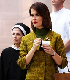 "Sarah Paulson in ""American Horror Story,"" season 2."