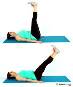 6 Exercises to Rebuild Your Core after Pregnancy | SparkPeople