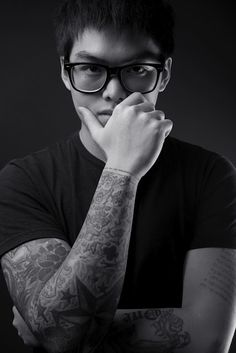 DJ Profile Shoot: Jerls, Resident DJ of Home Club(http://www.homeclub.com.sg)