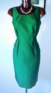 Lk Bennett, Silk Wool, Green Silk, Pencil Dress, Dress Brands, Silk Dress, Types Of Sleeves, Wedding Styles, Size 10