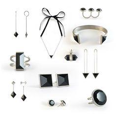 Liê joalheria artesanal coleção black