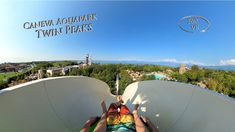 Caneva Aquapark Twin Peaks 360° VR POV Onride Twin Peaks, Vr, Twins, Travel, Viajes, Destinations, Traveling, Trips, Gemini