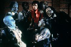 Michael Jackson in Thriller